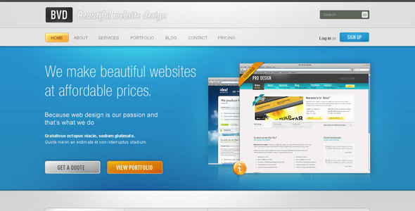 Color And Photography Tips For A Beautiful Web Page Design