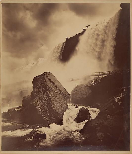 George Barker, The Premier Photographer Of Niagara Falls